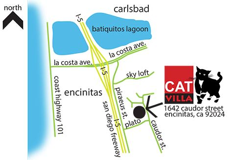 Cat-Villa Map